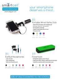 smartphone-fundraising-sheet