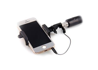 portable wired selfie stick smartcell. Black Bedroom Furniture Sets. Home Design Ideas